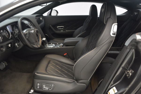 Used 2014 Bentley Continental GT Speed for sale Sold at Bugatti of Greenwich in Greenwich CT 06830 20