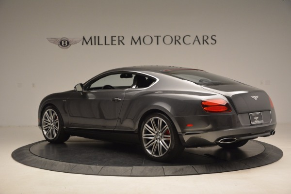Used 2014 Bentley Continental GT Speed for sale Sold at Bugatti of Greenwich in Greenwich CT 06830 4