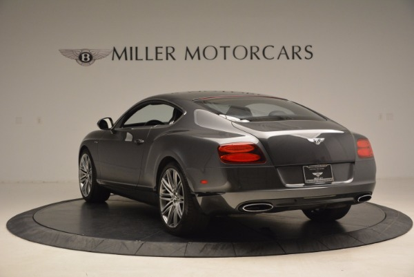 Used 2014 Bentley Continental GT Speed for sale Sold at Bugatti of Greenwich in Greenwich CT 06830 5