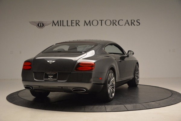Used 2014 Bentley Continental GT Speed for sale Sold at Bugatti of Greenwich in Greenwich CT 06830 7