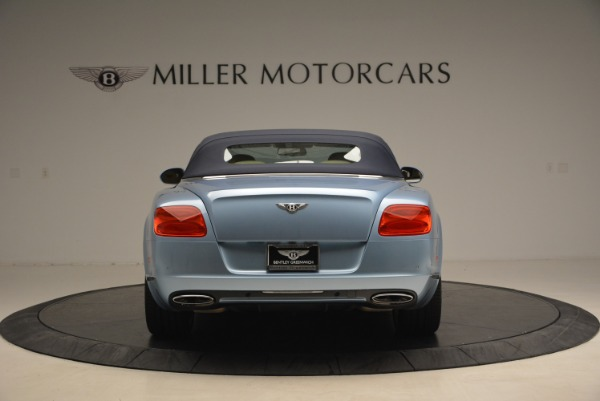 Used 2012 Bentley Continental GTC W12 for sale Sold at Bugatti of Greenwich in Greenwich CT 06830 18