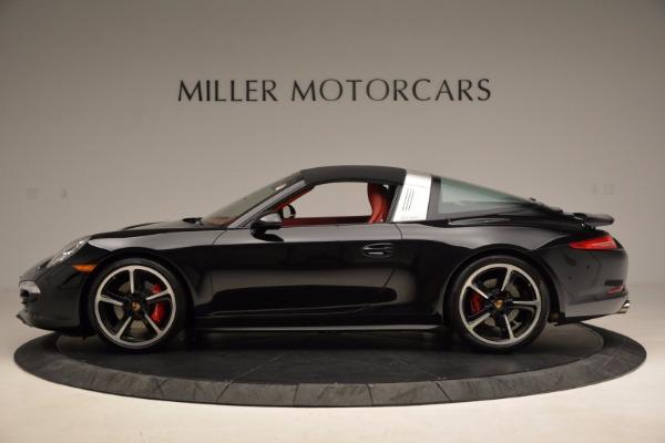 Used 2015 Porsche 911 Targa 4S for sale Sold at Bugatti of Greenwich in Greenwich CT 06830 14