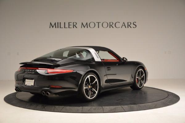 Used 2015 Porsche 911 Targa 4S for sale Sold at Bugatti of Greenwich in Greenwich CT 06830 17