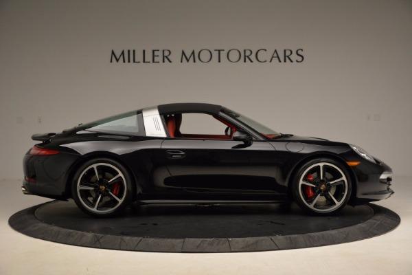 Used 2015 Porsche 911 Targa 4S for sale Sold at Bugatti of Greenwich in Greenwich CT 06830 18