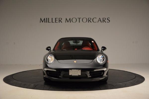 Used 2015 Porsche 911 Targa 4S for sale Sold at Bugatti of Greenwich in Greenwich CT 06830 20