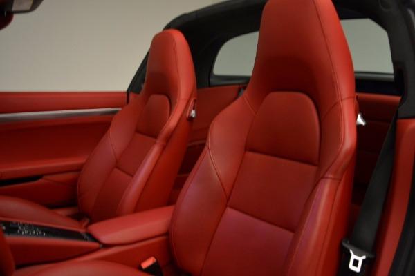 Used 2015 Porsche 911 Targa 4S for sale Sold at Bugatti of Greenwich in Greenwich CT 06830 23
