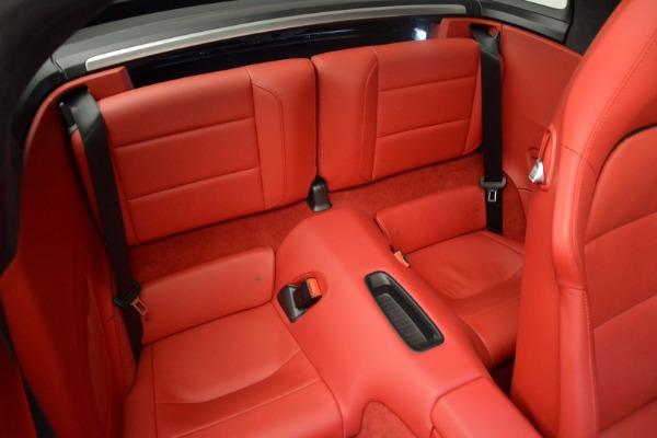 Used 2015 Porsche 911 Targa 4S for sale Sold at Bugatti of Greenwich in Greenwich CT 06830 28