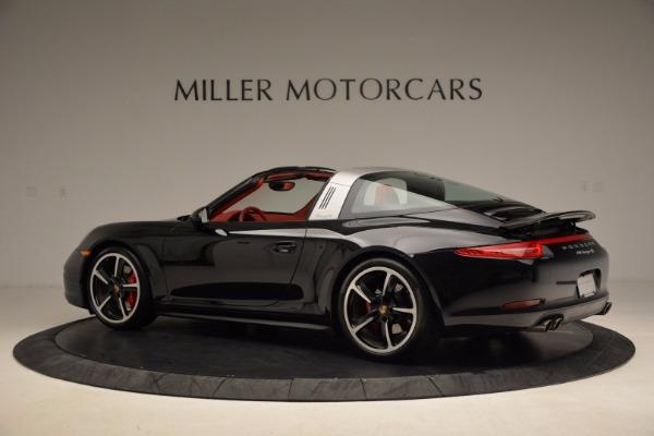 Used 2015 Porsche 911 Targa 4S for sale Sold at Bugatti of Greenwich in Greenwich CT 06830 4