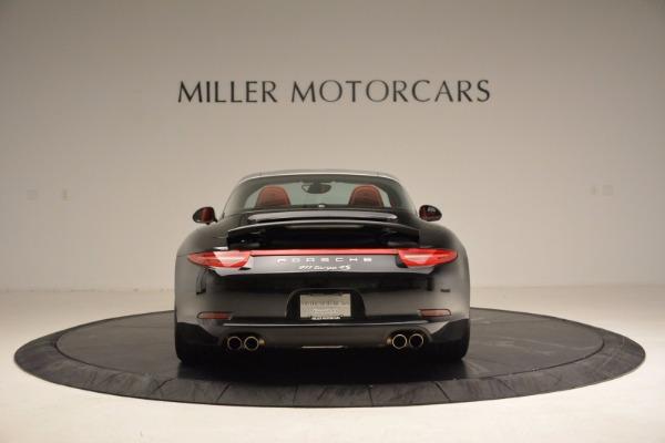 Used 2015 Porsche 911 Targa 4S for sale Sold at Bugatti of Greenwich in Greenwich CT 06830 6