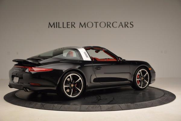 Used 2015 Porsche 911 Targa 4S for sale Sold at Bugatti of Greenwich in Greenwich CT 06830 8