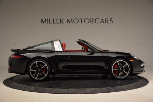 Used 2015 Porsche 911 Targa 4S for sale Sold at Bugatti of Greenwich in Greenwich CT 06830 9