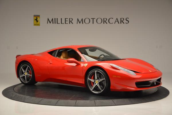 Used 2010 Ferrari 458 Italia for sale Sold at Bugatti of Greenwich in Greenwich CT 06830 10
