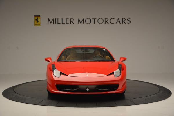 Used 2010 Ferrari 458 Italia for sale Sold at Bugatti of Greenwich in Greenwich CT 06830 12