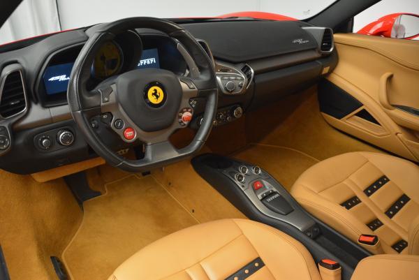 Used 2010 Ferrari 458 Italia for sale Sold at Bugatti of Greenwich in Greenwich CT 06830 13