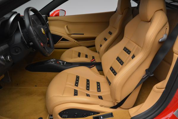 Used 2010 Ferrari 458 Italia for sale Sold at Bugatti of Greenwich in Greenwich CT 06830 14