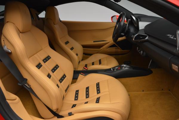 Used 2010 Ferrari 458 Italia for sale Sold at Bugatti of Greenwich in Greenwich CT 06830 18