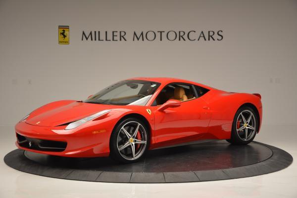 Used 2010 Ferrari 458 Italia for sale Sold at Bugatti of Greenwich in Greenwich CT 06830 2