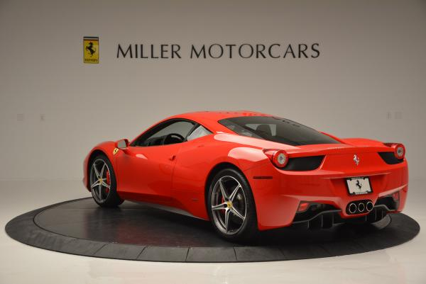 Used 2010 Ferrari 458 Italia for sale Sold at Bugatti of Greenwich in Greenwich CT 06830 5