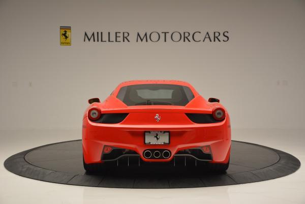 Used 2010 Ferrari 458 Italia for sale Sold at Bugatti of Greenwich in Greenwich CT 06830 6