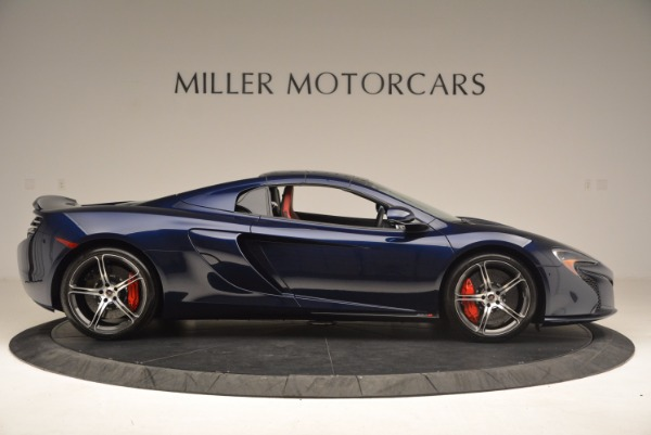 Used 2015 McLaren 650S Spider for sale Sold at Bugatti of Greenwich in Greenwich CT 06830 22