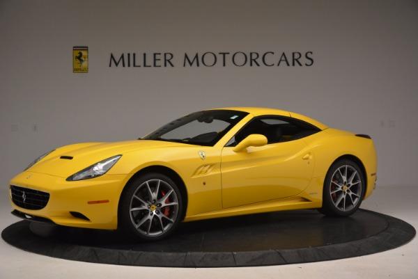 Used 2011 Ferrari California for sale Sold at Bugatti of Greenwich in Greenwich CT 06830 14
