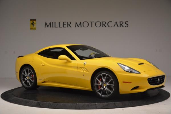 Used 2011 Ferrari California for sale Sold at Bugatti of Greenwich in Greenwich CT 06830 22