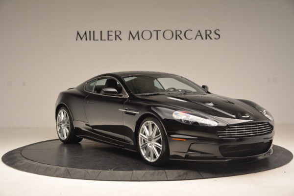 Used 2009 Aston Martin DBS for sale Sold at Bugatti of Greenwich in Greenwich CT 06830 11