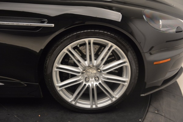 Used 2009 Aston Martin DBS for sale Sold at Bugatti of Greenwich in Greenwich CT 06830 19