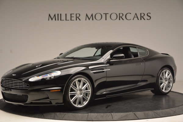 Used 2009 Aston Martin DBS for sale Sold at Bugatti of Greenwich in Greenwich CT 06830 2