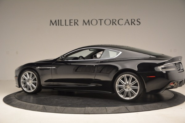 Used 2009 Aston Martin DBS for sale Sold at Bugatti of Greenwich in Greenwich CT 06830 4