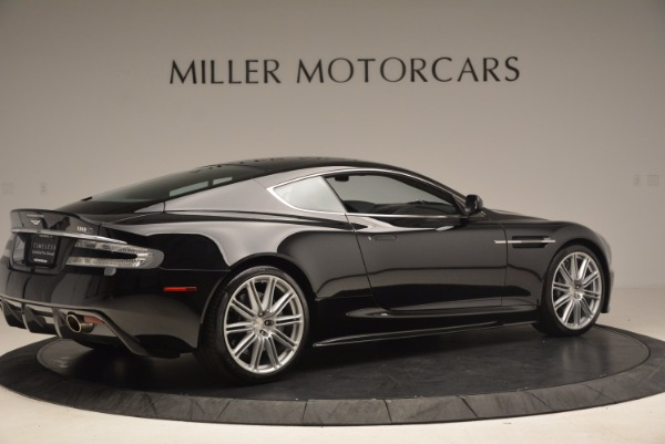 Used 2009 Aston Martin DBS for sale Sold at Bugatti of Greenwich in Greenwich CT 06830 8