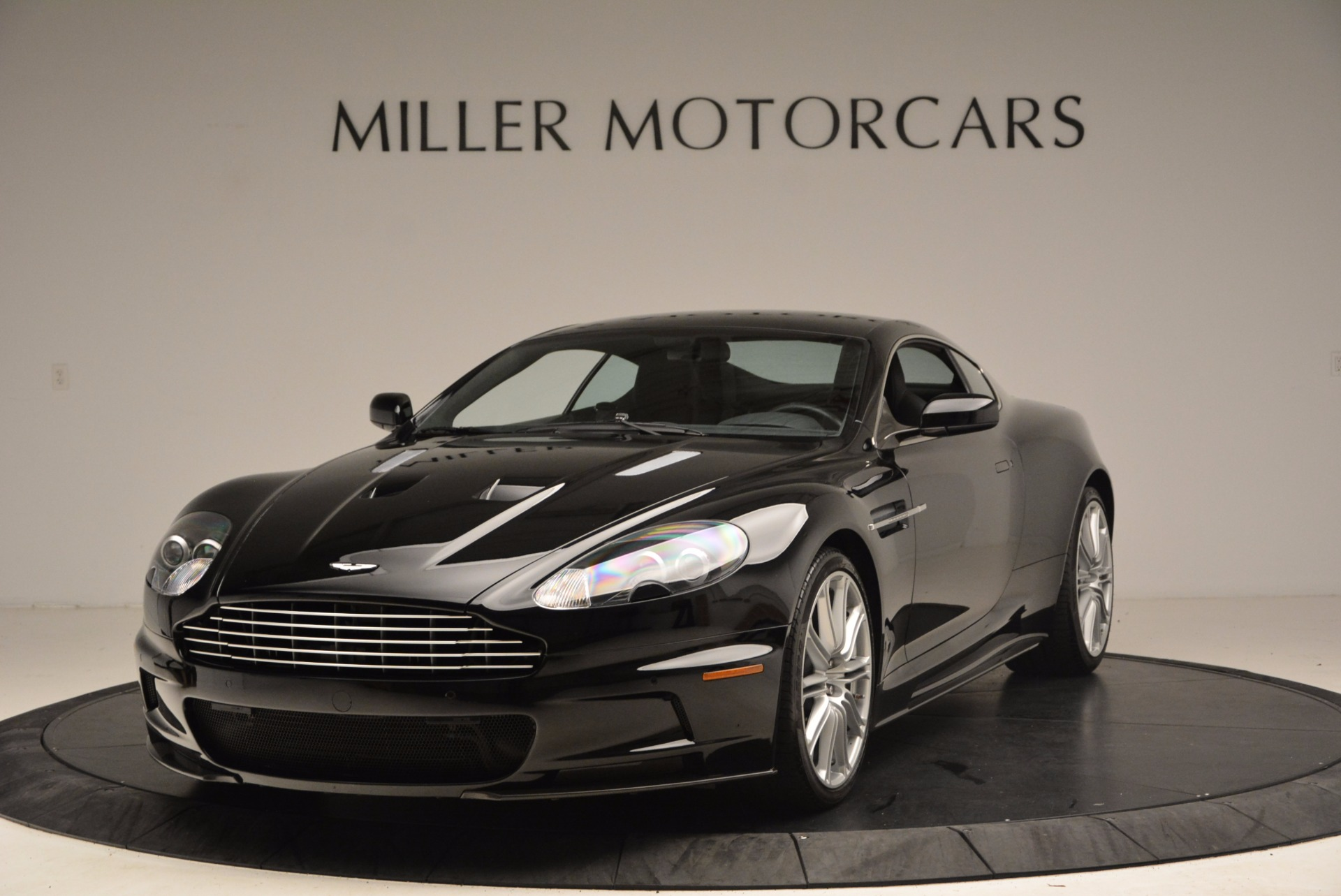 Used 2009 Aston Martin DBS for sale Sold at Bugatti of Greenwich in Greenwich CT 06830 1