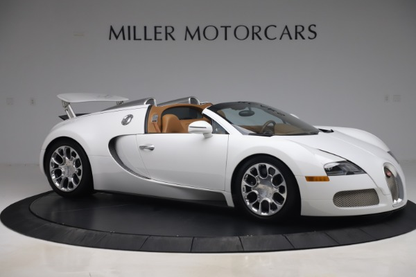Used 2011 Bugatti Veyron 16.4 Grand Sport for sale Call for price at Bugatti of Greenwich in Greenwich CT 06830 10