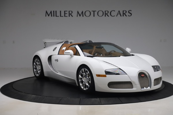 Used 2011 Bugatti Veyron 16.4 Grand Sport for sale Call for price at Bugatti of Greenwich in Greenwich CT 06830 11