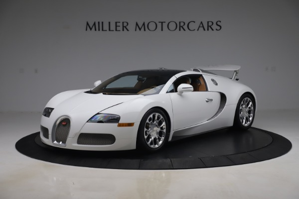 Used 2011 Bugatti Veyron 16.4 Grand Sport for sale Call for price at Bugatti of Greenwich in Greenwich CT 06830 12