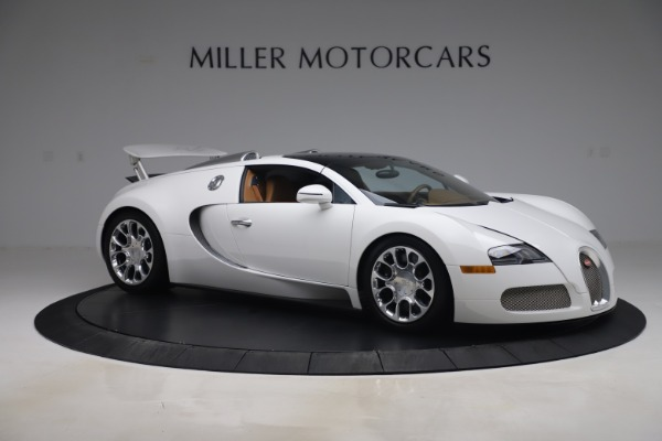 Used 2011 Bugatti Veyron 16.4 Grand Sport for sale Call for price at Bugatti of Greenwich in Greenwich CT 06830 16