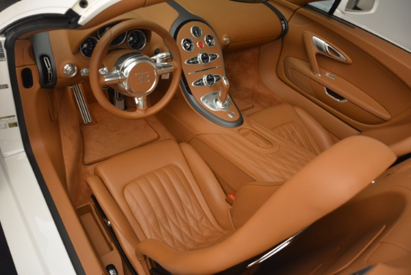 Used 2011 Bugatti Veyron 16.4 Grand Sport for sale Call for price at Bugatti of Greenwich in Greenwich CT 06830 17