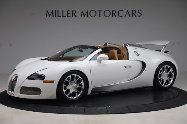 Used 2011 Bugatti Veyron 16.4 Grand Sport for sale Call for price at Bugatti of Greenwich in Greenwich CT 06830 2