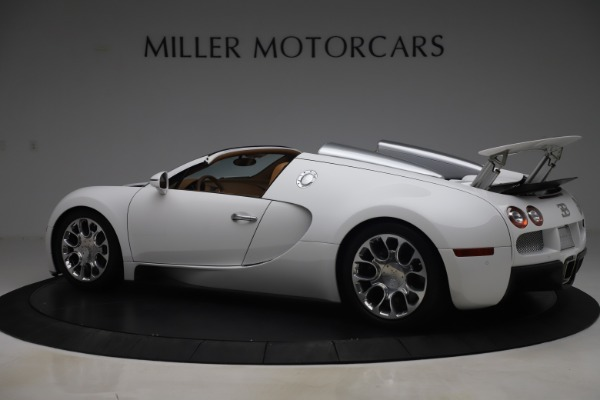 Used 2011 Bugatti Veyron 16.4 Grand Sport for sale Call for price at Bugatti of Greenwich in Greenwich CT 06830 4