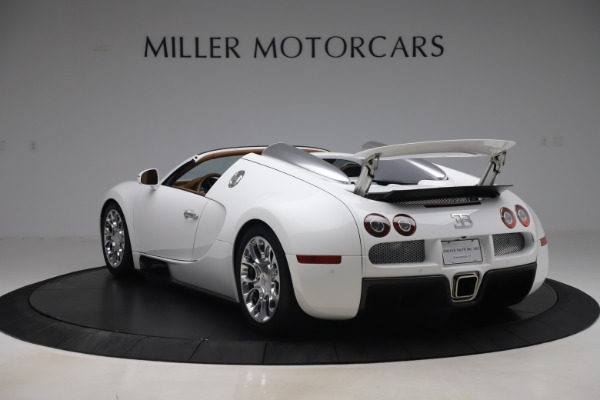 Used 2011 Bugatti Veyron 16.4 Grand Sport for sale Call for price at Bugatti of Greenwich in Greenwich CT 06830 5