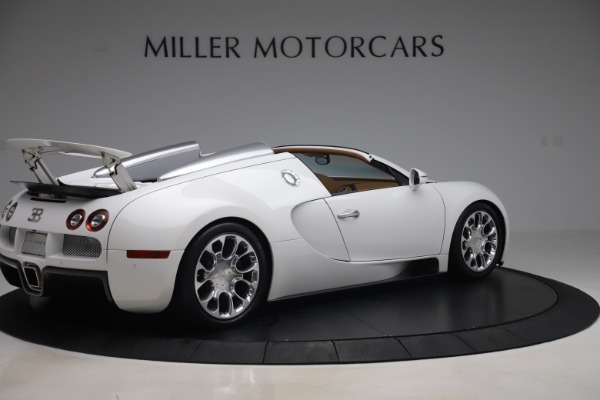 Used 2011 Bugatti Veyron 16.4 Grand Sport for sale Call for price at Bugatti of Greenwich in Greenwich CT 06830 8
