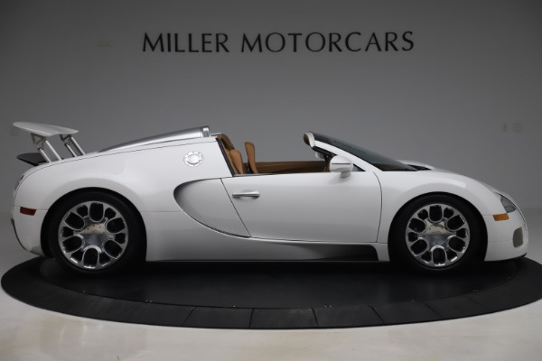 Used 2011 Bugatti Veyron 16.4 Grand Sport for sale Call for price at Bugatti of Greenwich in Greenwich CT 06830 9