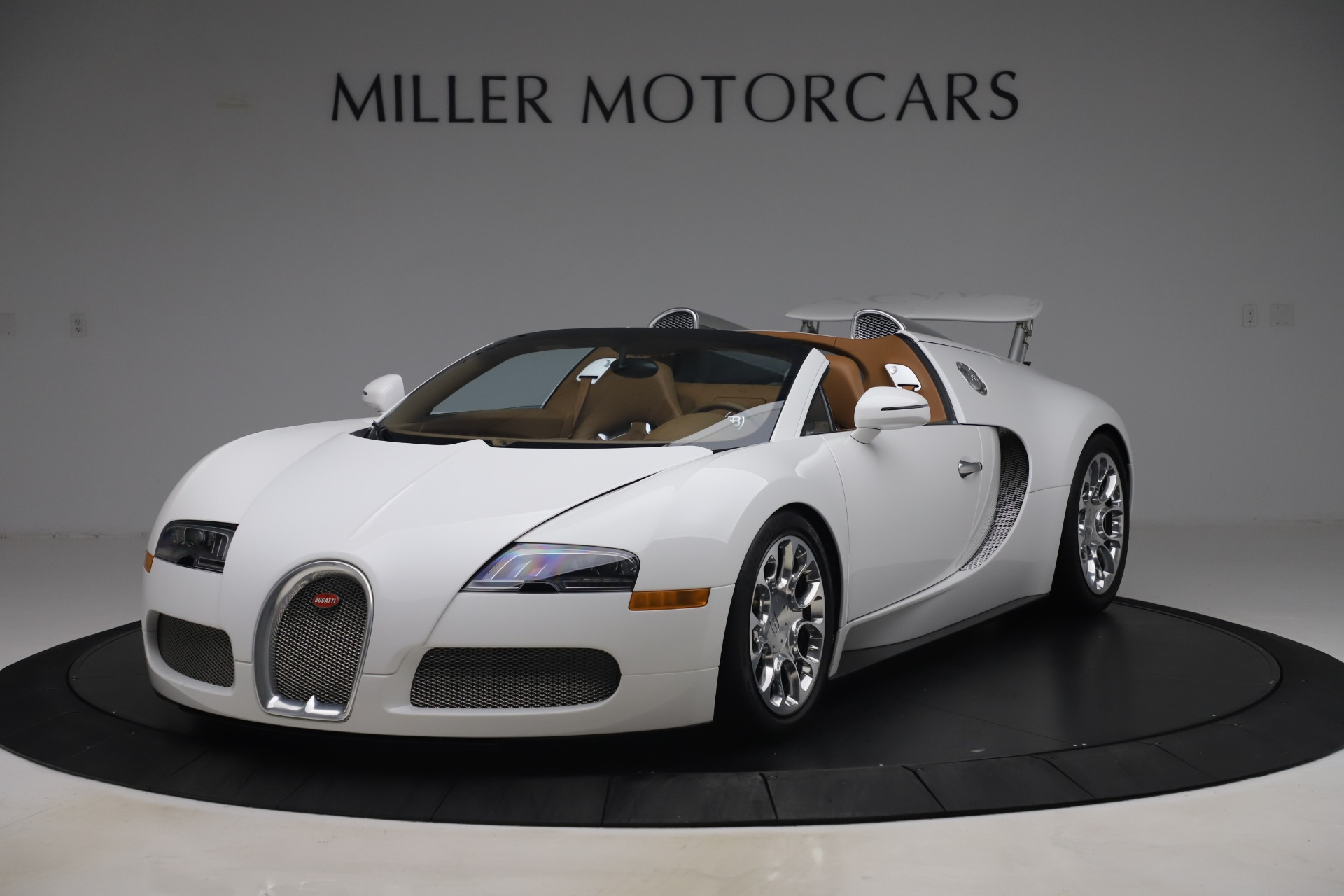 Used 2011 Bugatti Veyron 16.4 Grand Sport for sale Call for price at Bugatti of Greenwich in Greenwich CT 06830 1