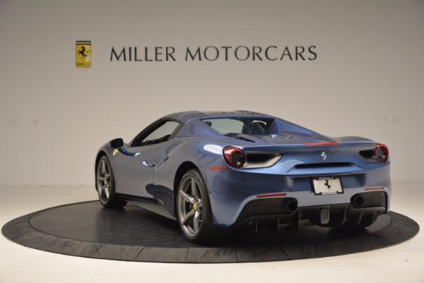 Used 2017 Ferrari 488 Spider for sale Sold at Bugatti of Greenwich in Greenwich CT 06830 17