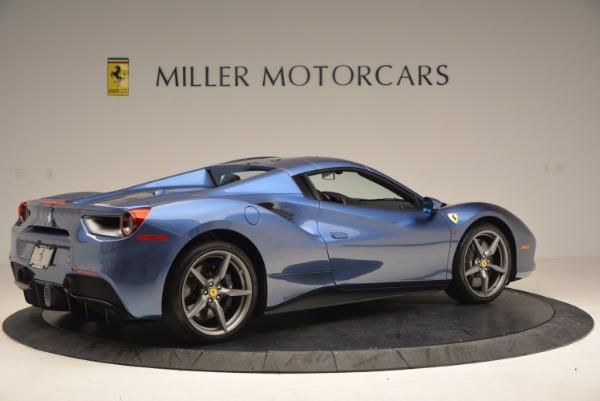Used 2017 Ferrari 488 Spider for sale Sold at Bugatti of Greenwich in Greenwich CT 06830 20