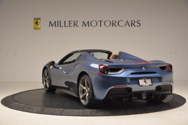 Used 2017 Ferrari 488 Spider for sale Sold at Bugatti of Greenwich in Greenwich CT 06830 5