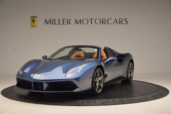 Used 2017 Ferrari 488 Spider for sale Sold at Bugatti of Greenwich in Greenwich CT 06830 1