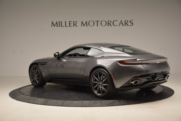 Used 2017 Aston Martin DB11 for sale Sold at Bugatti of Greenwich in Greenwich CT 06830 4
