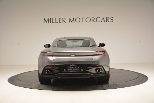 Used 2017 Aston Martin DB11 for sale Sold at Bugatti of Greenwich in Greenwich CT 06830 6