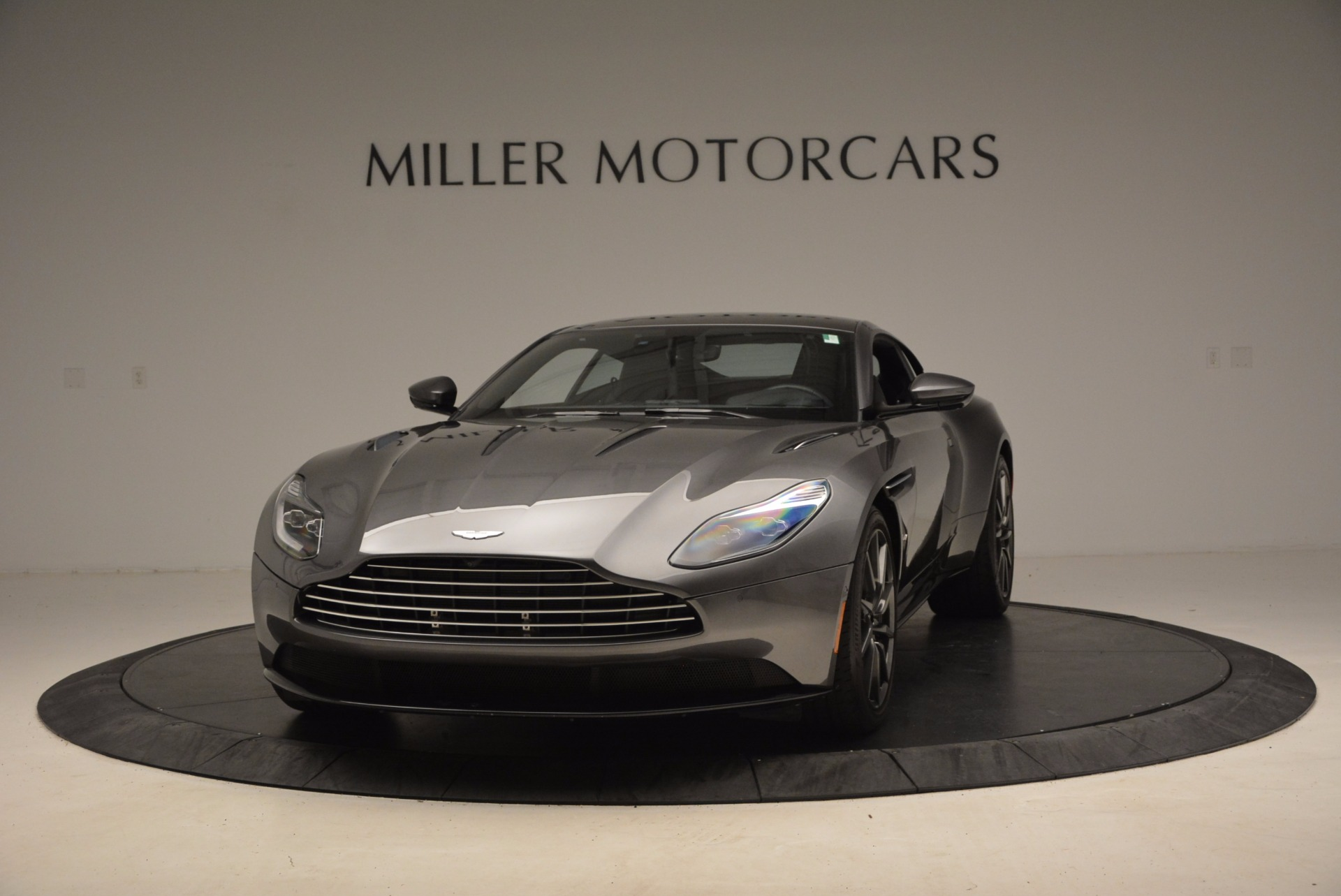 Used 2017 Aston Martin DB11 for sale Sold at Bugatti of Greenwich in Greenwich CT 06830 1